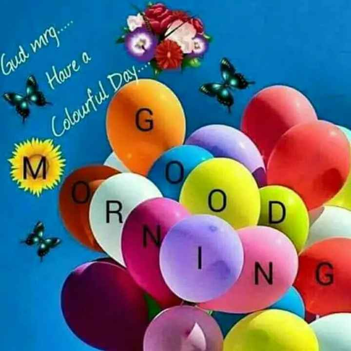 🌞Good Morning🌞 - Gud mrg . . . . Have a Colourful Day . . . Loewo o D - ShareChat