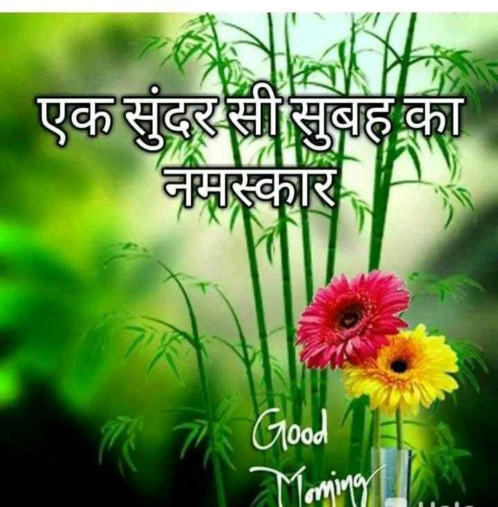 🌞Good Morning🌞 - एक सुंदर सी सुबह का नमस्कार TATURE Good aming - ShareChat