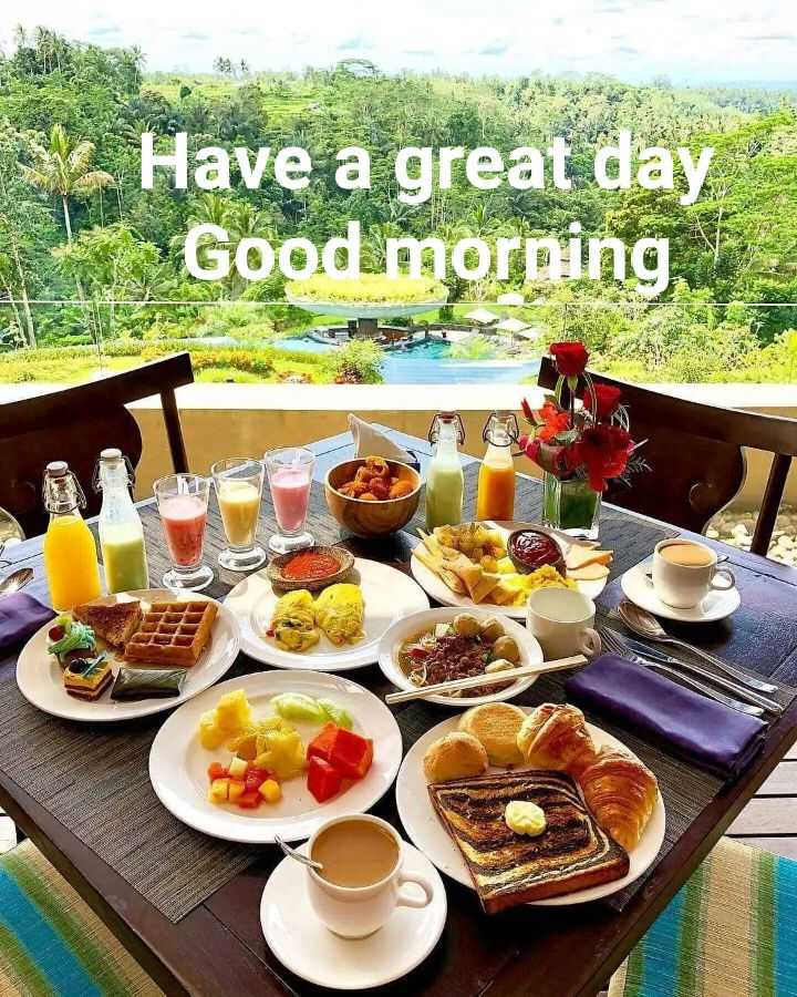 🌞 Good Morning🌞 - 3 . Have a great day the Good morning - ShareChat