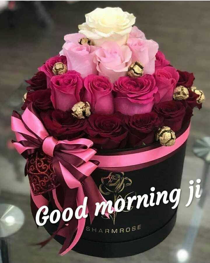 🌞Good Morning🌞 - Good morning ji SHARMROSE - ShareChat
