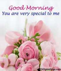 🌞 Good Morning🌞 - Good Morning You are very special to me 0143 greetings . com - ShareChat
