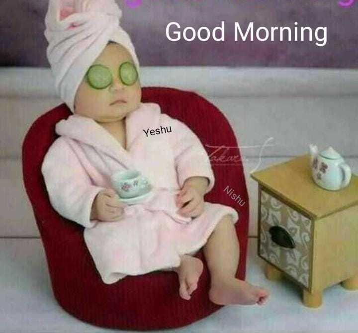 🌞Good Morning🌞 - Good Morning Yeshu Nishu - ShareChat