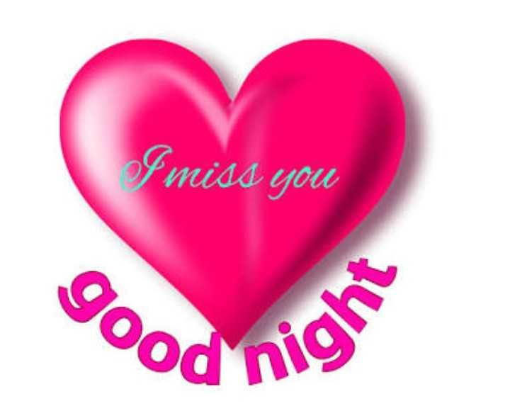 Good Night - I miss you Ood nie - ShareChat