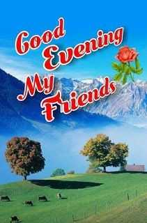 Good evening..❤❤ - Cood Evening My Friends - ShareChat