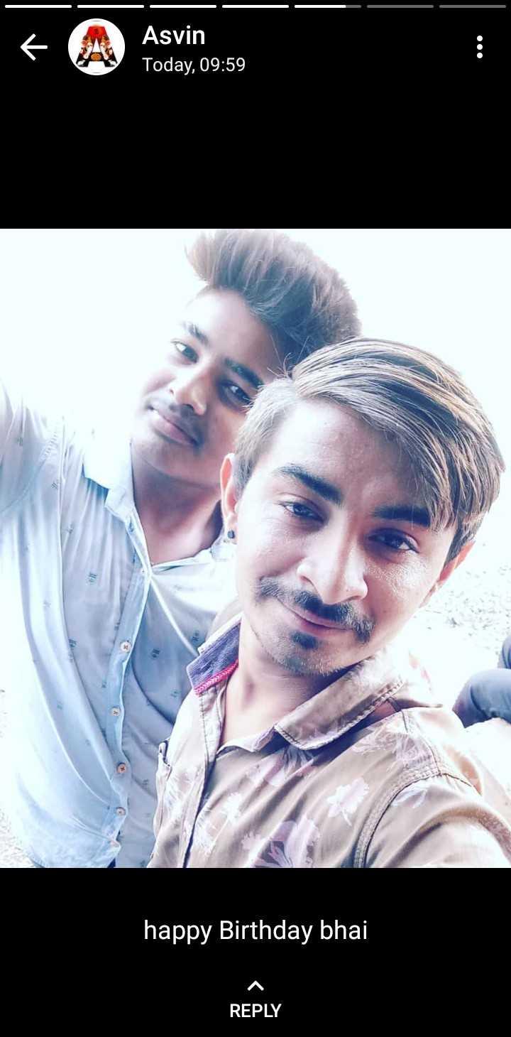 🎂 HBD: ગુરુ રંધાવા - Asvin Today , 09 : 59 happy Birthday bhai REPLY - ShareChat