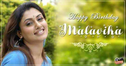 🎂HBD மாளவிகா - Happy Birthday Malawiha od bobeo 59 - ShareChat