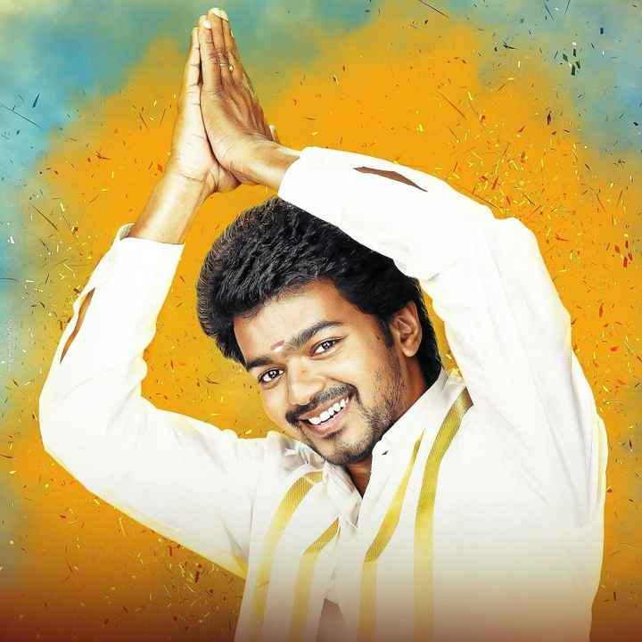 🎂HBD விஜய் - NOUVEADHTI VIVIE - ShareChat