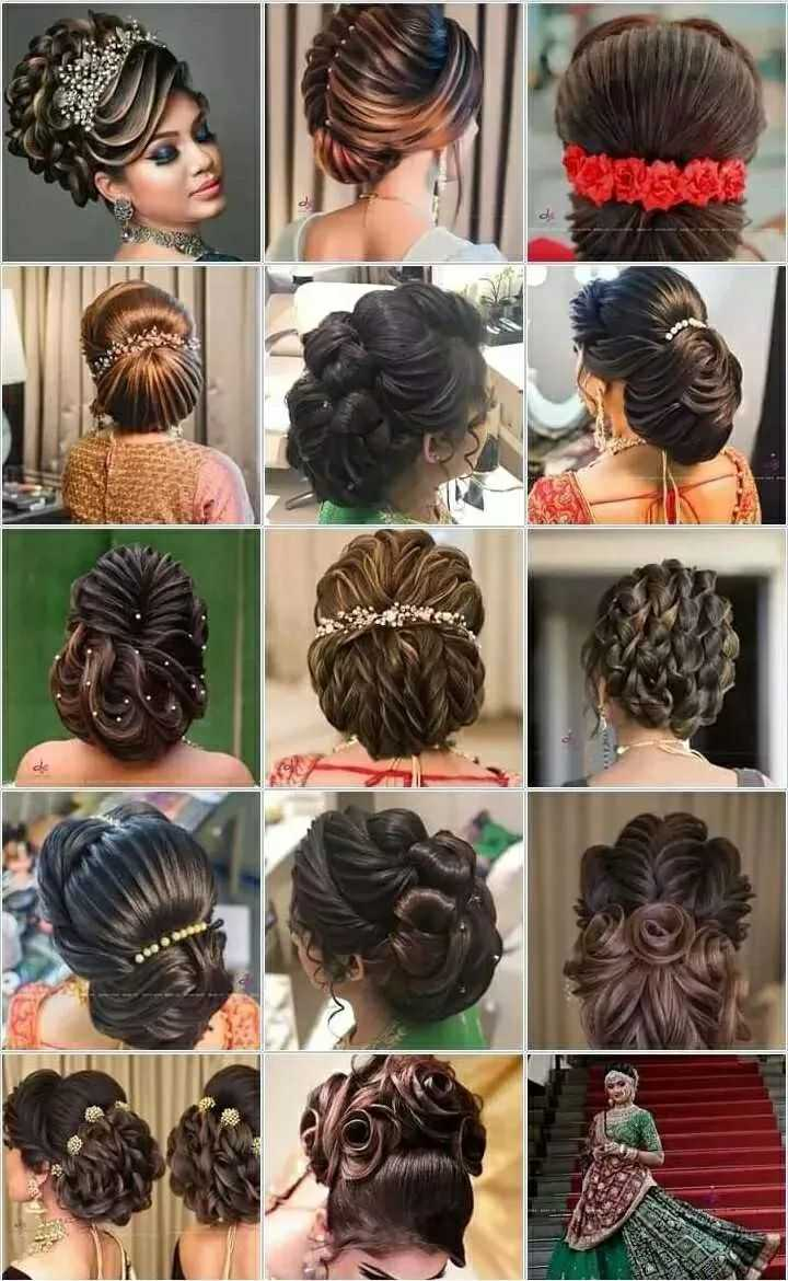 👧🏼 Hairstyle - 。 - ShareChat