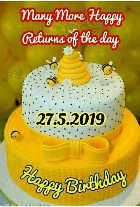 🎂 Happy Birthday AbRam 🎉🎈🍬 - Many More Happy Returns of the day 27 : 5 . 2019 Cazay Birthday www . calcu . com br - ShareChat