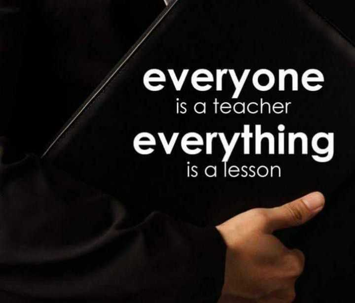 Happy Birthday ShareChat - everyone is a teacher everything is a lesson - ShareChat