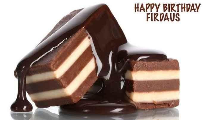 Happy Birthday - HAPPY BIRTHDAY FIRDAUS - ShareChat