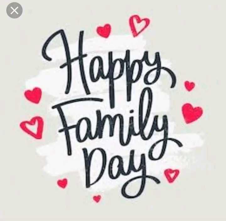 💕Happy Family Day - Happy Day - ShareChat