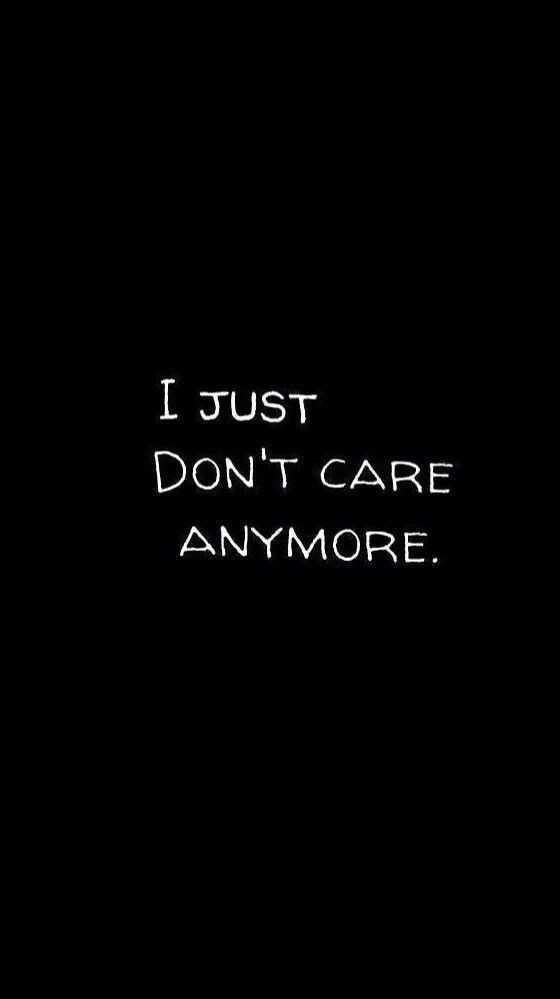 👯Happy Friendship Day - I JUST DON ' T CARE ANYMORE . - ShareChat