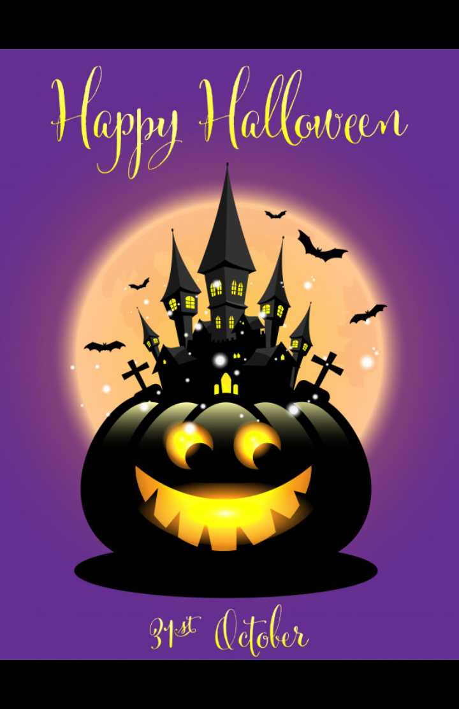🎃Happy Halloween🧟♀️ - Happy Hallation 31st October - ShareChat