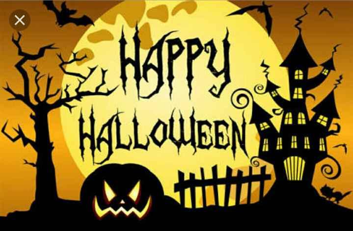 Happy Halloween Day - ShareChat