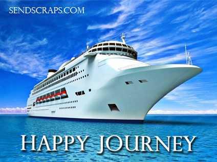 🚝Happy Journey - SENDSCRAPS . COM IR UNITETIT W HAPPY JOURNEY - ShareChat