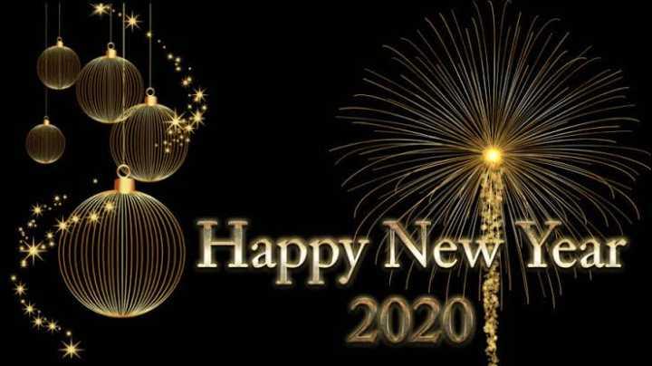 Happy New Year 2020🎊 - Happy New Year 2020 - ShareChat