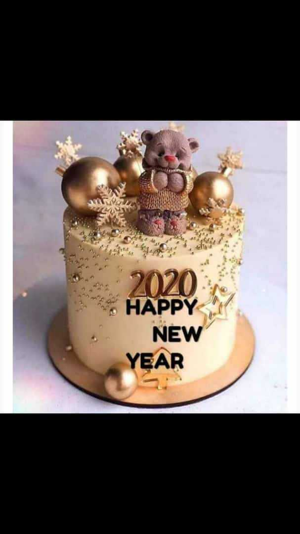 🎉 Happy New Year 2020 😍 - 2020 HAPPY NEW YEAR - ShareChat