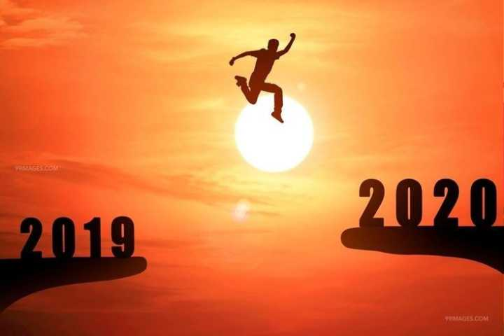 🎉 Happy New Year 2020 😍 - 99IMAGES . COM 2020 2019 99IMAGES . COM - ShareChat