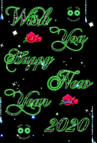 🎉 Happy New Year 2020 😍 - 当身重重重重重 产 。 ority - ShareChat