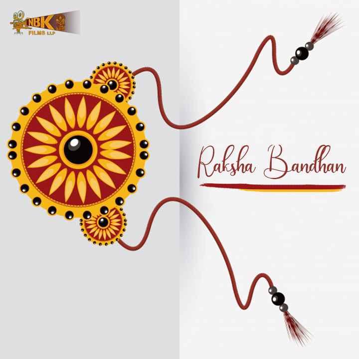 #HappyRakshabandhan - 20 NBK FILMS LLP Raksha Bandhan - ShareChat