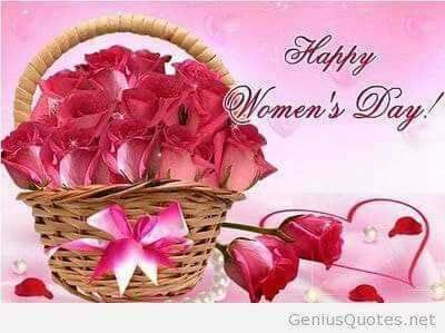 Happy Women's Day - Happy Women ' s Day ! GeniusQuotes . net - ShareChat