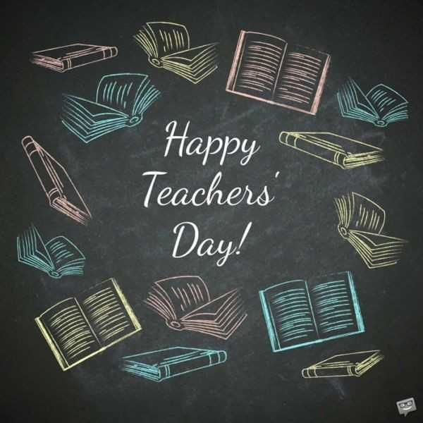 Happy teachers day.. - Happy Ole Teachers ' Day ! - ShareChat