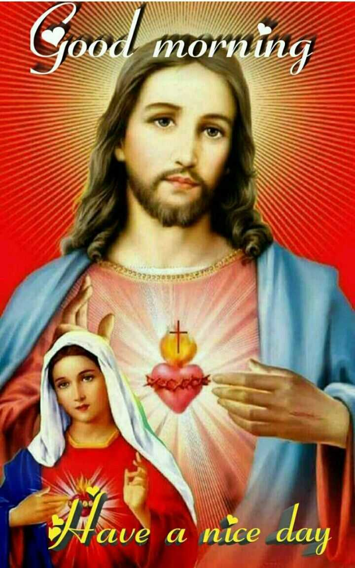 ⛪ Holy Jesus - Good morning vave a nice day - ShareChat