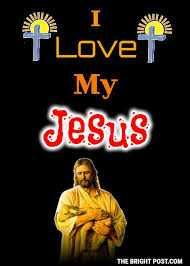 ⛪ Holy Jesus - TLoveT My Jesus THE BRIGHT POST . COM - ShareChat