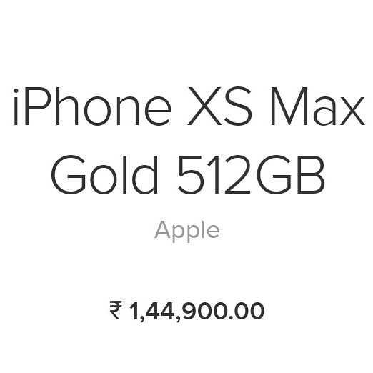 📚 IELTS ਦੀ ਤਿਆਰੀ - iPhone XS Max Gold 512GB Apple 1 , 44 , 900 . 00 - ShareChat