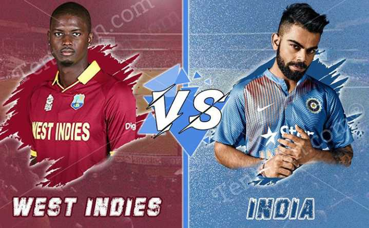 🏏 IND vs WI - Fl . com VEST INDIES WEST INDIES INDIA - ShareChat
