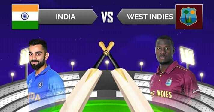 🏏IND vs WI - INDIA WEST INDIES < SS INDIES - ShareChat
