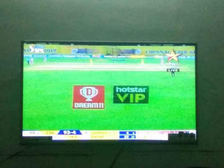🤣 IPL ட்ரோல் - CHENNALUPER K hotstar DREAM11 RR VCSK - ShareChat