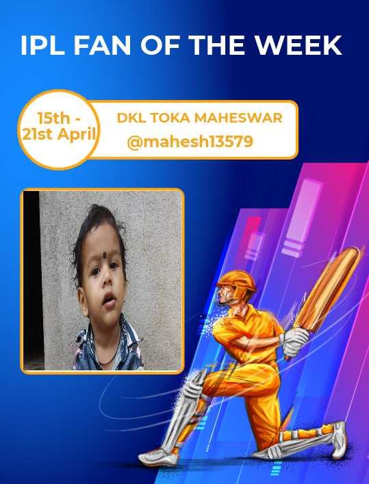 🤟IPL Fan Club - ShareChat