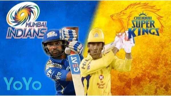 🏆 IPL Final: MI 🔵 vs CSK 🌕 - CHENNAI MUMBAI INDIANS I SUPER KINGS v YOYO - ShareChat