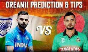 🏏India vs Bangladesh🏏 - DREAM11 PREDICTION & TIPS 15 INDIA TANGLADES - ShareChat