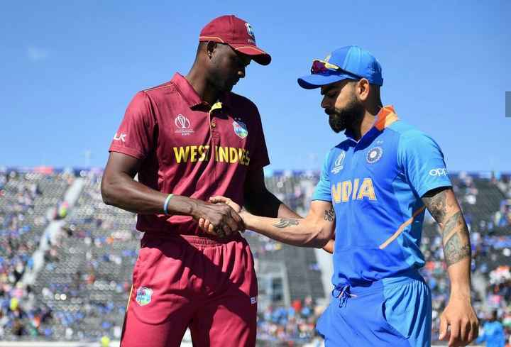 🏏India vs West Indies 🏏 - WEST INDES OPT IMDA - ShareChat