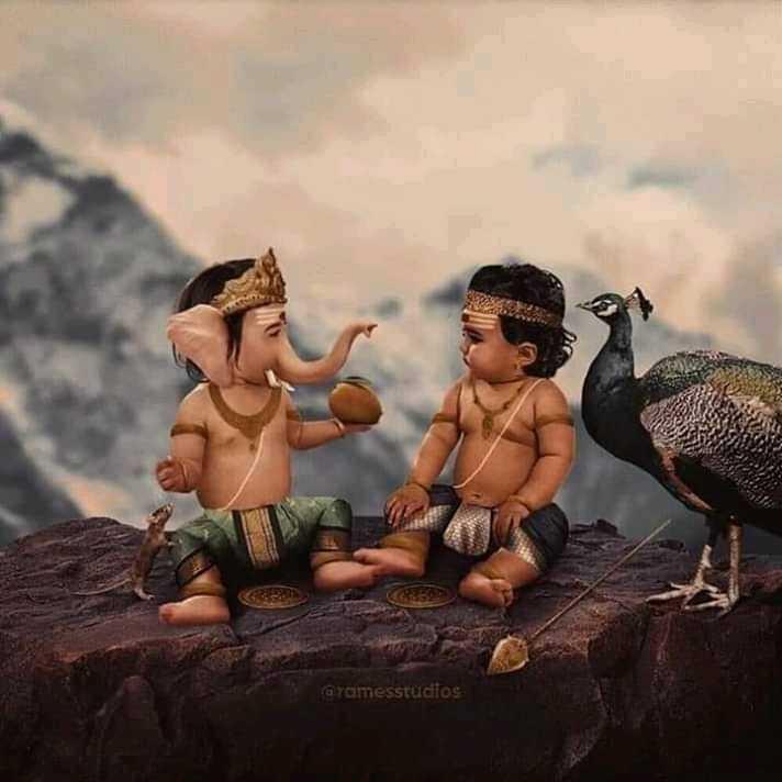 Jai Shree Ganesh - aramesstudios - ShareChat