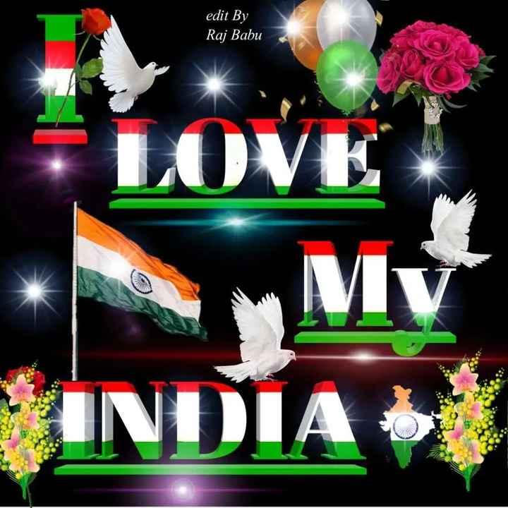 Jai hind - edit By Raj Babu LOVE INDIA - ShareChat