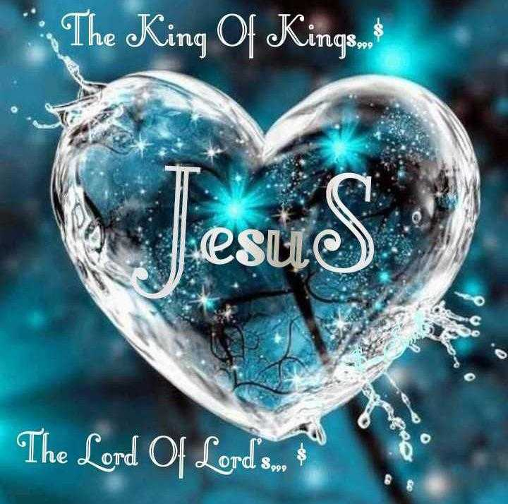 Jesus - The King of Kingsomt esuo The Lord Of Lord . com cod 8999 - ShareChat