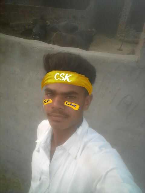 🏏 KINGS XI ਪੰਜਾਬ - CSK - ShareChat