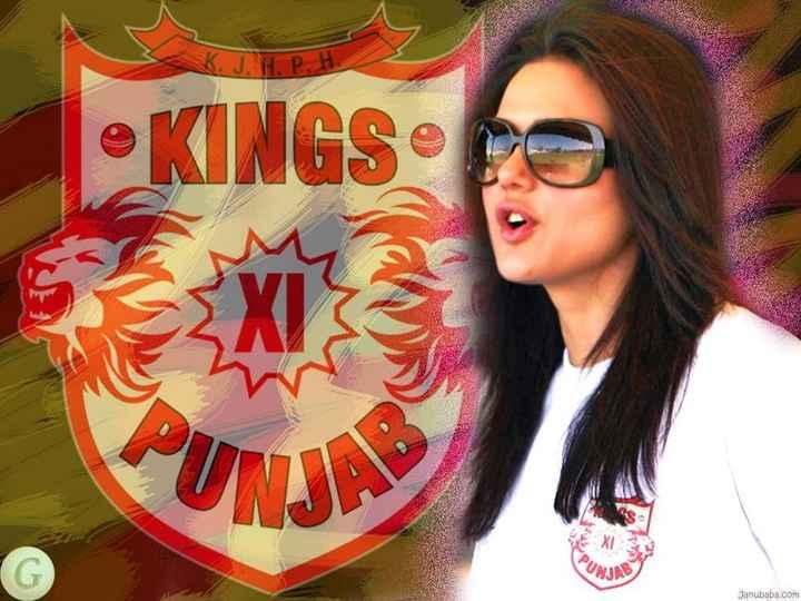 🏏 KINGS XI ਪੰਜਾਬ - SP - KINGS PAL Janubaba . com - ShareChat