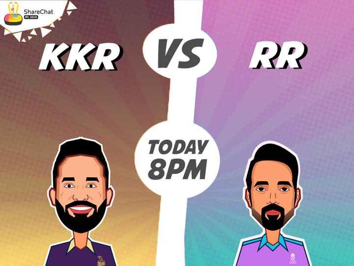 KKR vs RR - ShareChat
