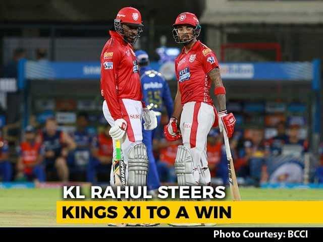 💗 KXIP : કિંગ્સ XI પંજાબ - SUR KL RAHUL STEERS KINGS XI TO A WIN Photo Courtesy : BCCI - ShareChat