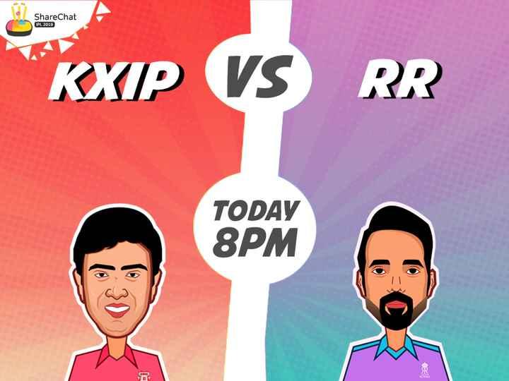 KXIP vs RR - ShareChat