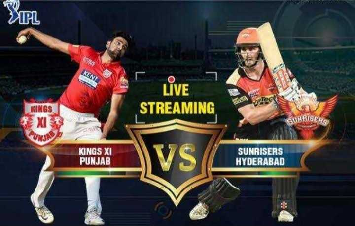 🏏 KXIP 💗 vs SRH 🔶 - TPL LIVE KINGS - STREAMING SUNRISERS STREAMING VSI SUNRRSERS KINGS XI PUNJAB SUNRISERS HYDERABAD - ShareChat
