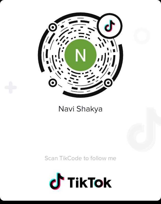 📺 LIVE ਮੈਚ ਸਕੋਰ - Hoca 10 Navi Shakya Scan TikCode to follow me - ShareChat