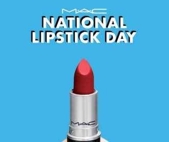 💄 Lipstick தினம் - NATIONAL LIPSTICK DAY - ShareChat