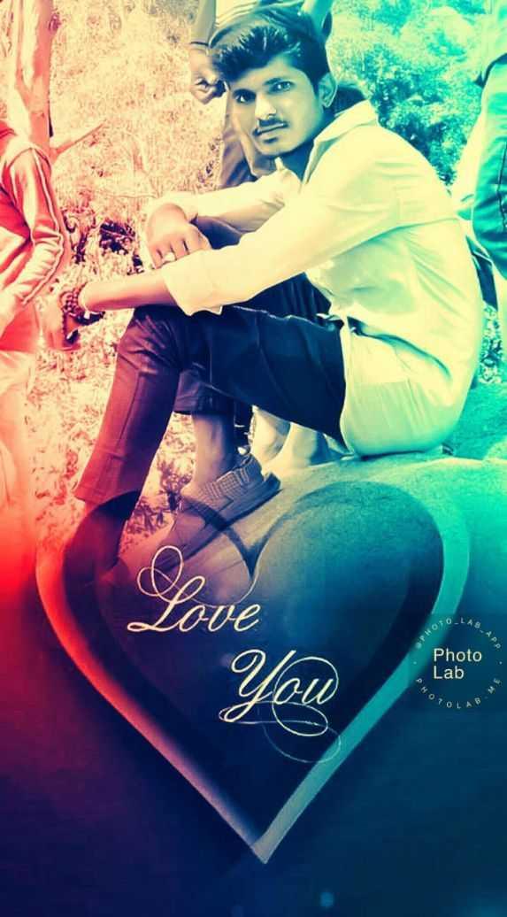 💖 Love You - Love Photo Lab WOTO - ShareChat
