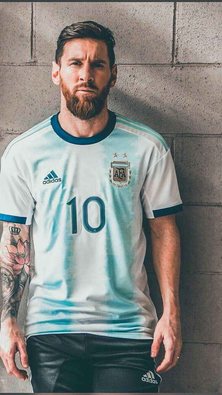MESSI MAGIC - adidas NO adidas - ShareChat